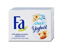 Fa Greek Yoghurt Tuhé mýdlo 1x90g
