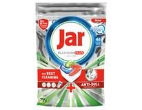 Jar Platinum Plus Regular Tablety do myčky 1x48ks