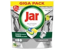 Jar Platinum Lemon Tablety do myčky 1x70ks