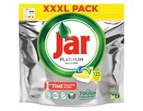 Jar Platinum Regular Kapsle do myčky nádobí 1x125ks