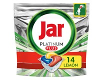 Jar Platinum Plus Tablety do myčky All in one 1x14ks