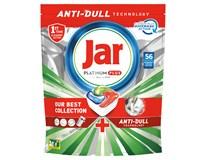 Jar Platinum Plus Regular Quickwash Tablety do myčky 1x56ks