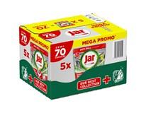 Jar Platinum Plus Tablety do myčky All in one 1x70ks