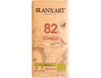 Blanxart Premium Organic Congo BIO Čokoláda 82% 1x80g