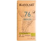 Blanxart Premium Origins Brasil BIO Čokoláda 76% 1x80g