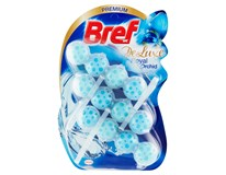 Bref DeLuxe Royal Orchid tuhý WC blok 3x50g