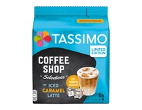 Tassimo Káva Iced Caramel Latte 1x16ks