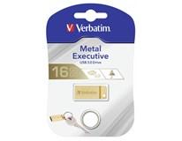 USB Metal Verbatim 16GB gold 1ks