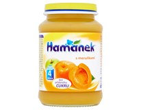 Hamé Meruňka bez přidaného cukru 1x180g sklo