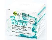 Garnier Skin Naturals Hyaluronic Aloe Jelly Hydratační pleťový gel 1x50ml