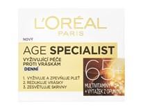 L'Oreal Age Specialist Krém denní 65+ 1x50ml