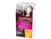 L'Oréal Casting Creme Gloss Barva na vlasy Ledová čokoláda 410 (4102) 1x1ks