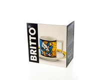 Šapo Bergner Britto Cat porcelán 90ml 1ks