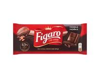 Figaro Čokoláda hořká 43% kakaa 23x90g
