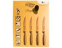 Sada nožů 4-dílná Bergner Origen Steak nerez 1ks