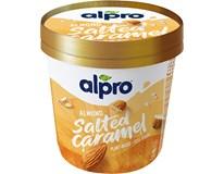 Alpro Zmrzlina sójová mandle a slaný karamel mraž. 1x500ml
