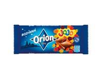 Orion Rodinná mléčná čokoláda a JoJo 13x150g