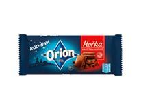 Orion Rodinná Čokoláda hořká 1x150g