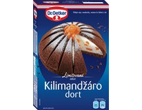 Dr. Oetker Dort Kilimandžáro (limitovaná edice) 1x410g