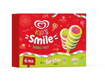 Algida Smile Double Twister mraž. 6x50ml