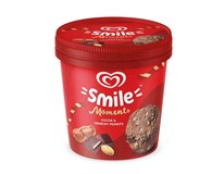 Algida Smile Zmrzlina Cocoa&Peanut mraž. 1x450ml