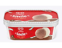 Algida Smile Zmrzlina Cocoa&Vanilla mraž. 1x900ml