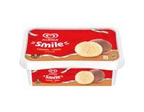 Algida Smile Zmrzlina Caramel&Cocoa mraž. 1x900ml