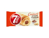 7Days Croissant Cream&Cookies oříšek&sušenky 20x60g