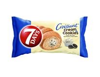 7Days Croissant Vanilla milk cream&Cookies 20x60g