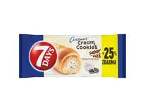 7Days Max Croissant vanilka&cookies 1x110g