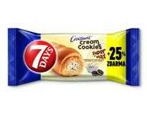7Days Croissant vanilka+cookies 20x110g
