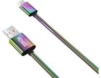 Kabel USB-C/Micro Yenkee 251 1m 1ks