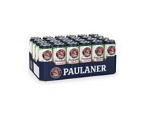 Paulaner Hefe Weissbier Pivo 24x500ml plech