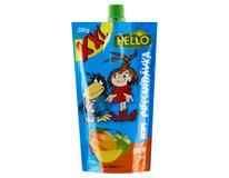Hello Ovocná přesnídávka mango XXL 10x200g