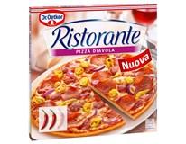 Dr. Oetker Pizza Ristorante Diavola mraž. 1x350g