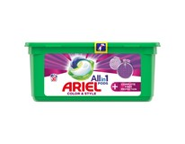 Ariel All-In-1 PODs + Color&Style Complete Tablety na praní 1x30ks