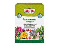 Hnojivo přírodní zahrada Substral Naturen Perfor. Organics 1kg