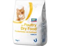 ARO Granule pro kočky drůbeží 1x1kg