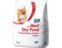ARO Granule pro kočky hovězí 1x1kg