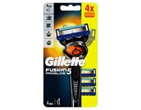 Gillette Fusion5 ProGlide Strojek holicí, 4 holicí hlavice 1x1ks