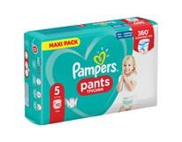 Pampers Pants Plenky velikost 5 (12kg-17kg) 1x42ks