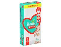 Pampers Pants Plenky velikost 5 (12kg-17kg) 1x56ks Giant Pack
