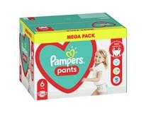 Pampers Pants Plenky velikost 6 (15kg+) 1x84ks Mega Pack