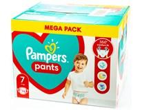 Pampers Pants Plenky velikost 7 (17kg+) 1x74ks Mega Pack
