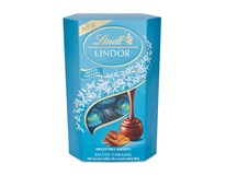 Lindt Lindor Čokoláda slaný karamel 1x200g