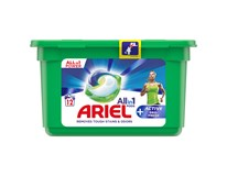 Ariel All-In-1 PODs + Active Tablety na praní 1x12ks