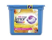 Lenor Allin1 PODs Gold Orchid Tablety na praní 1x25ks