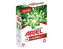 Ariel AquaPuder OXI Extra Hygiene Prací prášek (53 praní) 1x3,975kg