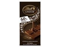 Lindt Lindor Čokoláda hořká 60% 1x100g