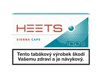 HEETS Sienna Caps Mint for IQOS kolek F bal. 10ks